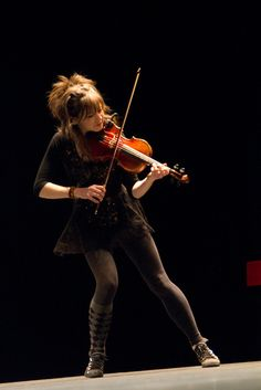 Lindsey Stirling by Yonatan AYRTON to you with Love I am on my way to Dallas to see Lindsey Stirling's Concert tonight. Shalom