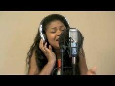 Whitney Houston - I Have Nothing Cover- Amanda Cole - YouTube