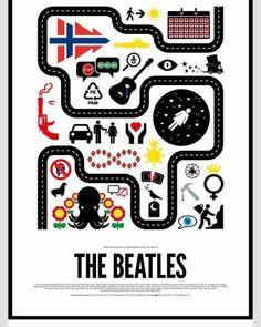 Beatles flow chart