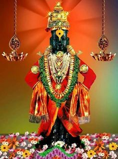 This is img of lord vithal Krishna Lila, Krishna Art, Shree Krishna, Radha Krishna Pictures, Krishna Images, Indian Goddess, Goddess Lakshmi, Ganesh Wallpaper, Lord Krishna Wallpapers