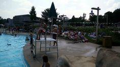 Splash Mob Highlands Park Aug 4, 2014