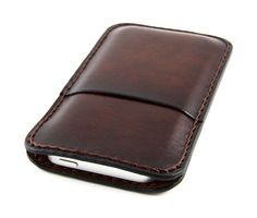 ITALIAN  iPhone 5s/5  Leather Case. TWO by GiordanoArtLeather, €74.36