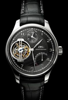 Men's IWC Portuguese Sidérale Scafusia Watch 5041