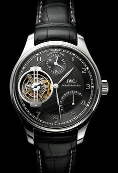 Men's IWC Portuguese Sidérale Scafusia Watch 5041