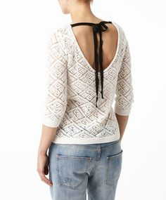 Gina Tricot -Kirsten knitted sweater