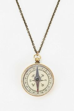 Compass Necklace #urbanoutfitters