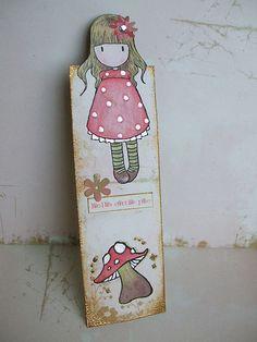 Gorjuss Bookmark