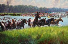 Chinquateague Champion by Mark Keathley