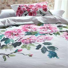 Shanghai Garden Peony Bed Linen