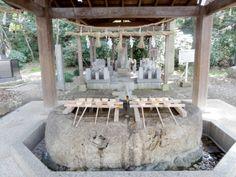 Aichi-ken Gokoku Shrine in Nagoya, Japan