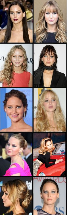 At the tender age of 22 Jennifer Lawrence has already proved that she can kick-it with the fashion elite! Which of her red carpet looks would you try?