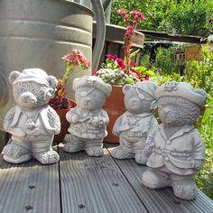 Grosse Eule Uhu Vogel Skulptur Garten Winterfest Garten Deko
