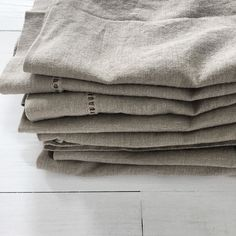 stacks of linen by county_road