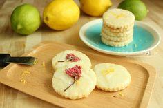 廚房一隻柴-簡易檸檬糖霜餅乾