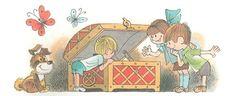 Рина Зеленая. Сундучок. Художник Виктор Чижиков - Детская Книга
