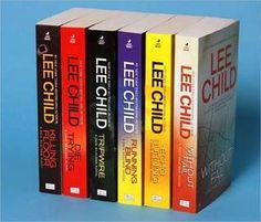 Lee Childs Jack Reacher series