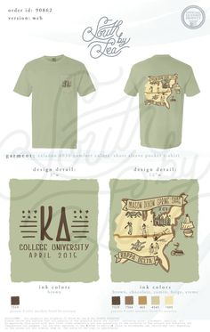 Kappa Delta Mason Dixon Line Spring Shag  Kappa Delta Spring Shag | KD Shirts | KD Sorority Shirts | Spring Social Shirts | Social Tshirts | Date Party Shirts | Social Tshirts | Social Sorority Tshirts | South By Sea | South By Sea College