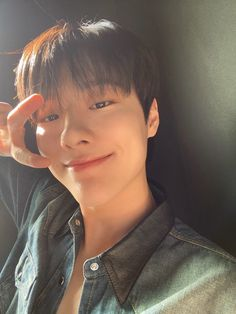 Seungyoun fancafe update - OMG he's looking so hot - 엑스원 yohan wooseok hyeongjun hangyul eunsang Seungyoun junho seungwoo minhee dongpyo dohyun bts itzy kpopfff kpopshoutout kpopsfs jungkook ryujin irene taehyung yeonjun redvelvet Sexy Poses, Selfies, Yohan Kim, Fandom Kpop, Guy, Ulzzang Boy, Record Producer, Handsome Boys, My Sunshine