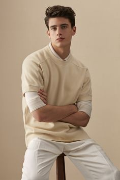 Xavier Serrano ph Edu Garcia for Men's Health España Best Fashion