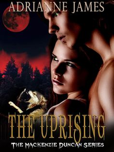 Book Purses and Reviews Cover Reveal: The Uprising by Adrianne James