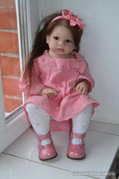 Кукла реборн из молда Габриэлла от Регины Свиалковски / Куклы Реборн Беби - фото, изготовление своими руками. Reborn Baby doll - оцените мастерство / Бэйбики. Куклы фото. Одежда для кукол