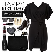 """""""Happy Birthday, Polyvore!"""" by hajni0103 ❤ liked on Polyvore featuring art, contestentry and happybirthdaypolyvore"""