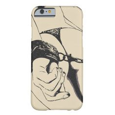 And where do you think you are going dear, BDSM Barely There iPhone 6 Case