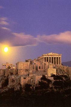 Athens, a divine city
