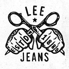 Another design for @leejeans #design  #handdrawn #leejeans #wacom #staybold
