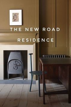 The New Road Residence, London, available to let through The Modern House, on @stellerstories