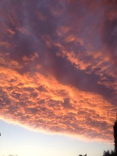 The sky is on fire! Fire, Clouds, Sky, Nature, Outdoor, Heaven, Outdoors, Naturaleza, Heavens