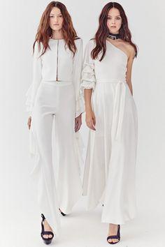 Alice+Olivia коллекция | Коллекции весна-лето 2018 | Нью-Йорк | VOGUE