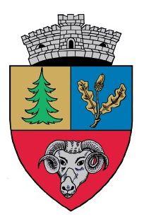 ROU SB Jina CoA - Galeria de steme și steaguri ale județului Sibiu - Wikipedia