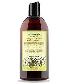 Vinegar Nutritive Rinse Cleanser by Just Natural Products