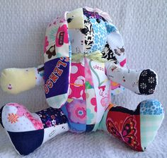 Memory Bears - absolutely adorable for all ages.