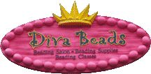 Beads, beading supplies, full service bead shop - Diva Beads