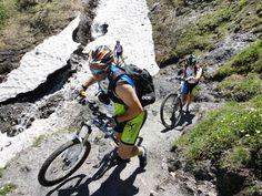 Mountain bike #courmayeurmontblanc #montblanc