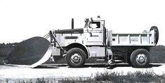 1948 Oshkosh WT2206 Snow Plow/Dumper/Road Grader - Bing Images