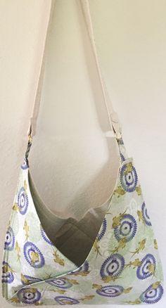 """""""Oriental Koi"""" Shoulder Bag"""