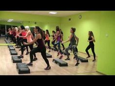 AERO STEP FITNESS#1(funkcinė dalis) - YouTube Step Fitness, Dali, Aerobics, Basketball Court, Sports, Youtube, Hs Sports, Sport, Youtubers