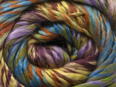 City Lights Yellow Lilac Copper Blue at NGS NET Yarn Store