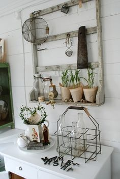 24 The Most Coolest DIY Vintage Garden Decorations You Need To Make This Summer