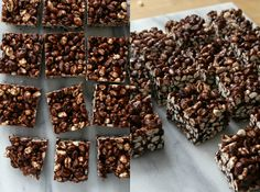 Puffed wheat squares 11