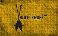 Quidditch Team Pride Wallpaper: Hufflepuff by TheLadyAvatar