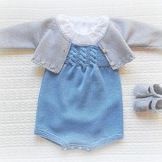 CYMERA_20151006_114116 Baby Sweater Knitting Pattern, Baby Knitting, Knitting Patterns, Crochet Bebe, Knit Crochet, Baby Cardigan, Baby Sweaters, Baby Boy, Rompers