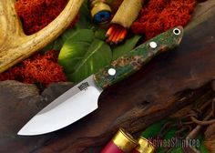 Photography by Bark River Knives