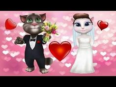 Talking Tom is the lead character in the My Talking Tom and My talking Angela with Friends franchise, Tom is a wisecracking, adventure-seeking anthropomorphi. Happy Birthday Disney Princess, Elsa Birthday, Birthday Songs, My Talking Tom, Funny Talking, Funny Videos For Kids, English Games, Songs 2017, All Episodes