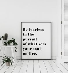 Office Wall Decor, Office Walls, Printable Quotes, Printable Wall Art, Motivational, Inspirational Quotes, Soul On Fire, Home Printers, Quotes Motivation