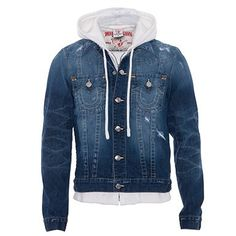 True Religion Jean Jacket Vest | The Style Mansion: March 2010
