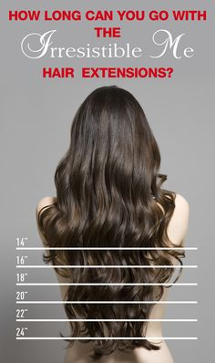 Add instant length and volume to your hair with Irresistible Me clip-in hair… Hair Extensions Before And After, Hair Extensions For Short Hair, Clip In Hair Extensions, Irresistible Me Hair Extensions, Tips Belleza, Hair Day, Hair Hacks, Hair Inspiration, Hair Inspo